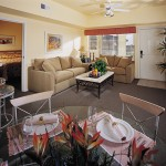 1BR Living Dining Rooms