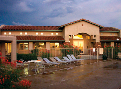 Worldmark Rancho Vistoso Tucson Oro Valley Condo Vacation