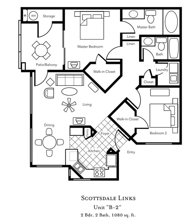 Link2br arizona spring training condo rentals - 2 bedroom suite hotels in tucson az ...