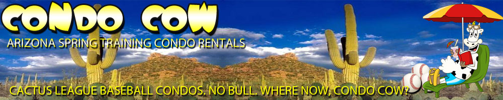 Arizona Spring Training Condo Rentals