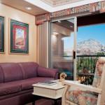 Sedona Summit Resort Living Room