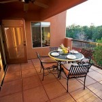 Sedona Summit Resort Patio